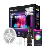 Smart TV LED Backlights Light Strip with IR Remote