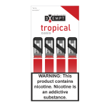 Remit Tropical Oasis Nic Salt Pod Packs (Pack of 4)