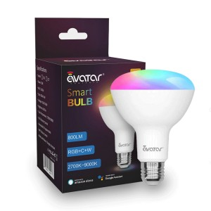 Smart WiFi Bulb 9W BR30