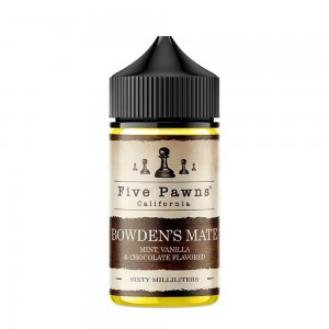 Five Pawns Bowden's Mate (60ml)