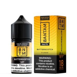 Bantam Salts | Butterscotch (30ml)