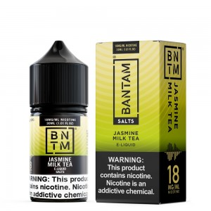 Bantam Salts | Jasmine Milk Tea (30ml)