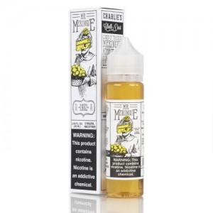 Charlie's Chalk | Mr. Meringue (60mL)