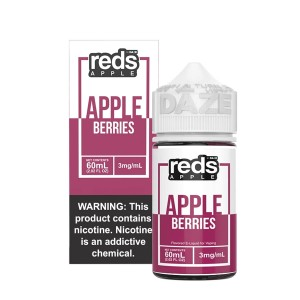 Vape 7 Daze Reds Berries (60ml)