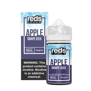 Reds Apple | Grape Iced (60ml)