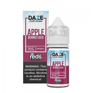 Reds Apple Salt | Berries Iced (30ml)