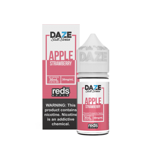Reds Apple Salt | Strawberry (30ml)