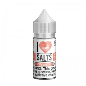 I Love Salts | Strawberry Ice (30ml)