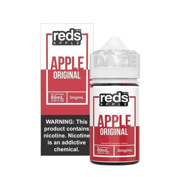 Vape 7 Daze Reds Apple (60ml)