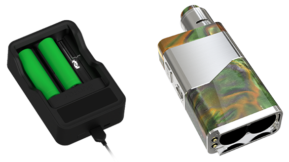 Wismec LUXOTIC NC with Guilotine V2 Vape Kit