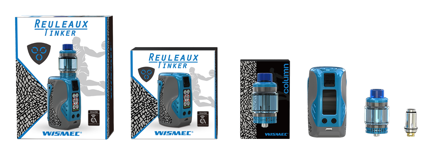 REULEAUX TINKER with COLUMN